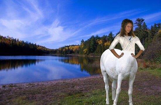 Half Horse Half Girl