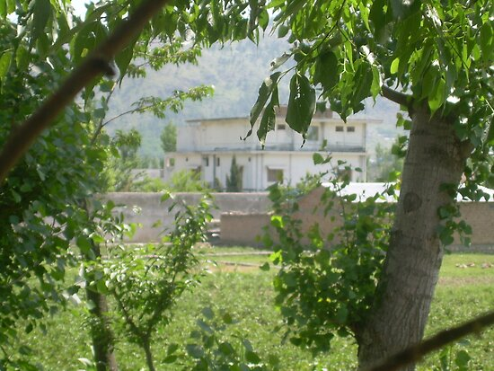 osama bin laden compound in. Osama bin Laden Compound