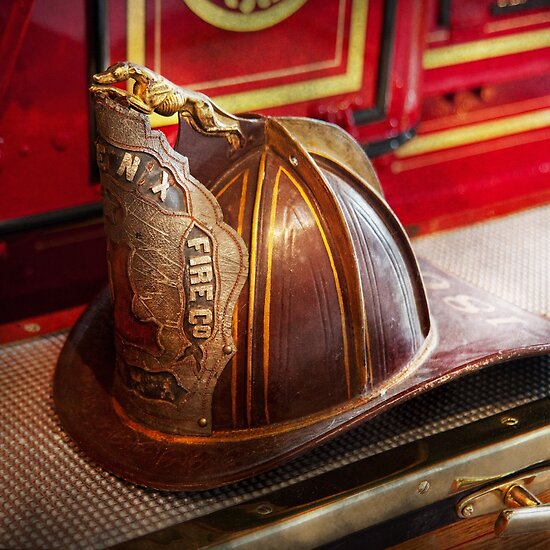 fireman hat picture. Fireman - Hat - Commander by