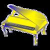 Yellow-Piano