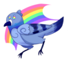 Bluepigeons