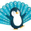 penguin2peacock