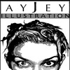 Ayjey Illustration