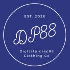 Digitalpicasso88 Clothing Co.