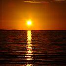 Sunset, Busselton, WA by JuliaKHarwood