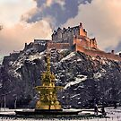 Winter Castle II by Chris Clark