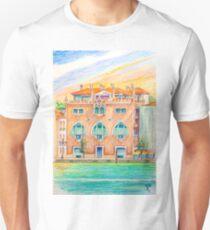 Venice neo-gothic palace Unisex T-Shirt