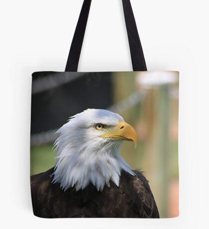 "Bald Eagle - ""Jefferson"" Tote Bag"