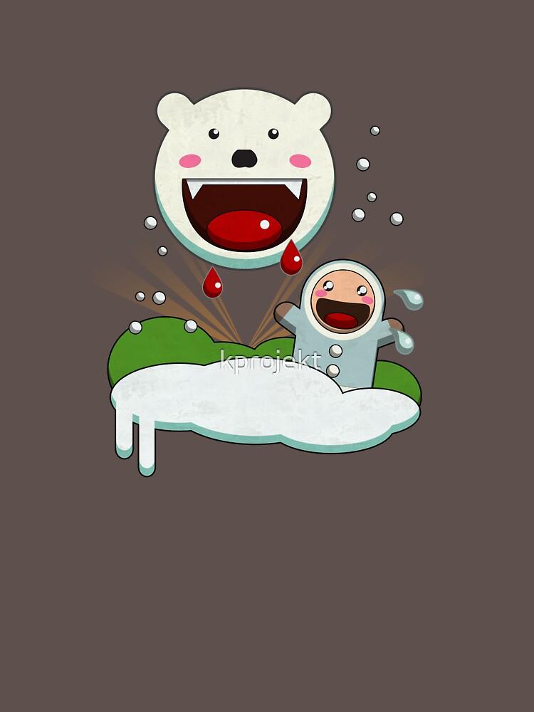 Hungry Eskimo by kprojekt