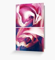 Spring - Roses - Blue Moon Greeting Card