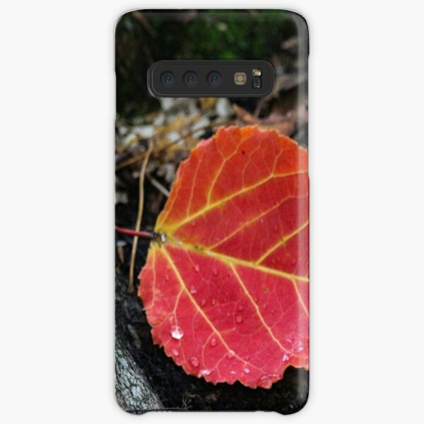 Fall solitaire Samsung Galaxy Snap Case