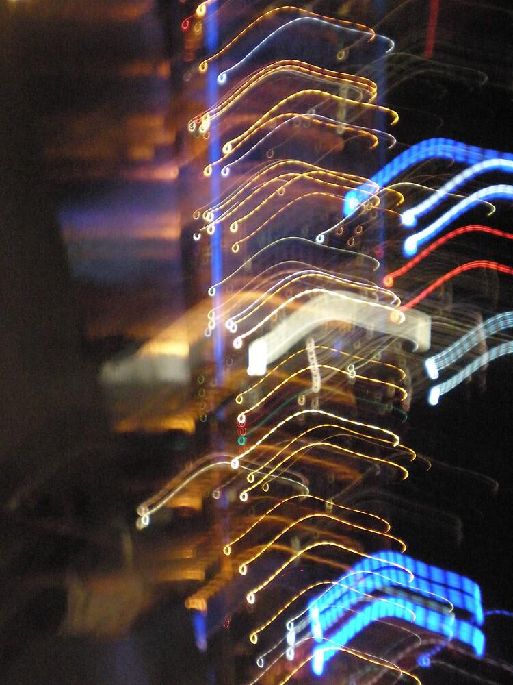 City lights 2 by Sculptress
