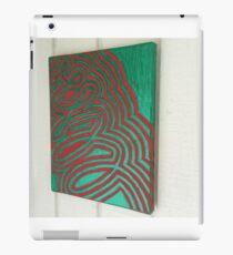 Whimsical Christmas Ribbon iPad Case/Skin