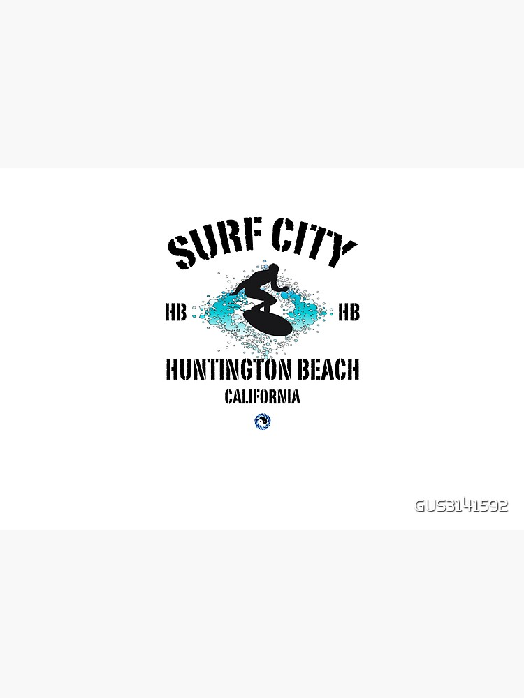 Surf City - Huntington Beach by GUS3141592