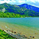 Green Lake by Daidalos