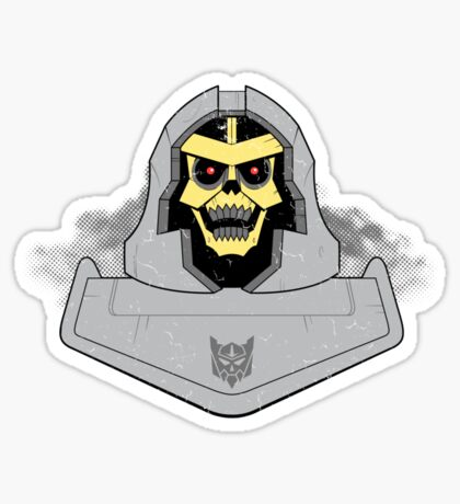 Skeletron Sticker