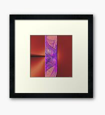 You tube? Framed Print