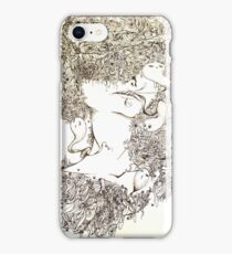 The ghosts inside iPhone Case/Skin