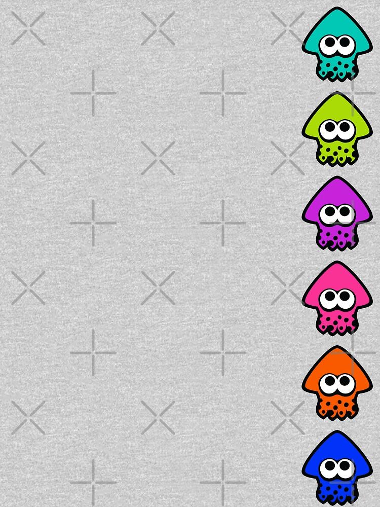 «Splatoon Color Force» par Timena