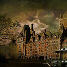 Vision of Quebec by Jeff Burgess