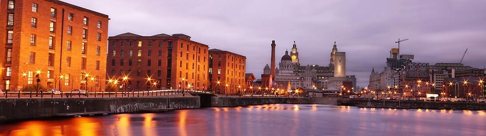 Romantic Liverpool by Sydney Alvares