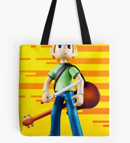 Scott Pilgrim vs the world  Tote Bag