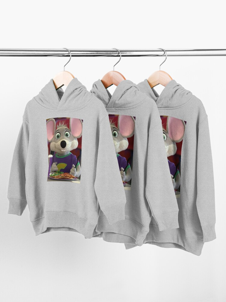 Alternate view of Chuck E. Cheese Toddler Pullover Hoodie