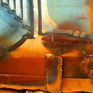 ALL THAT IS RUSTED, CHIPPED AND CRACKED by linmarie