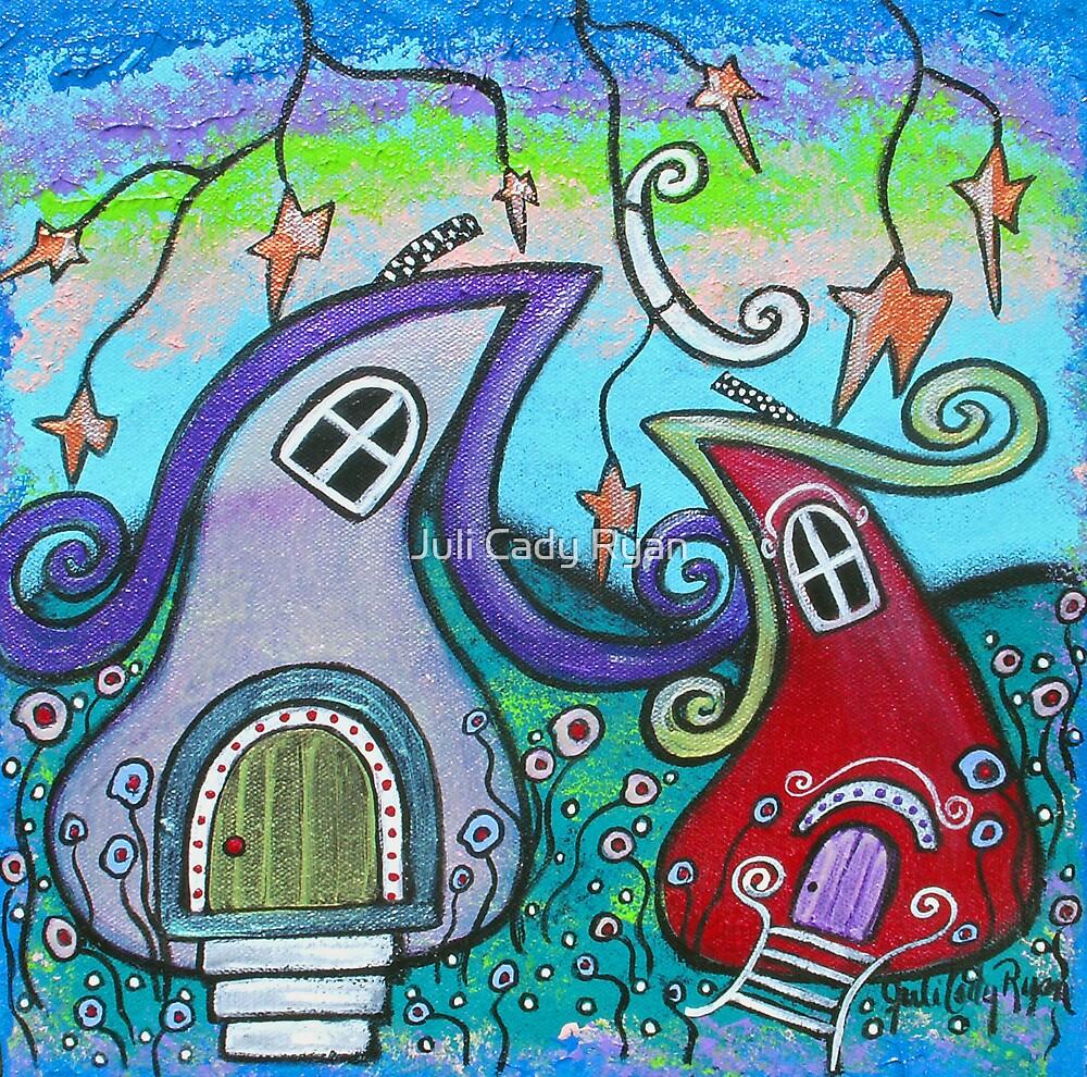 Happy Homes II by Juli Cady Ryan