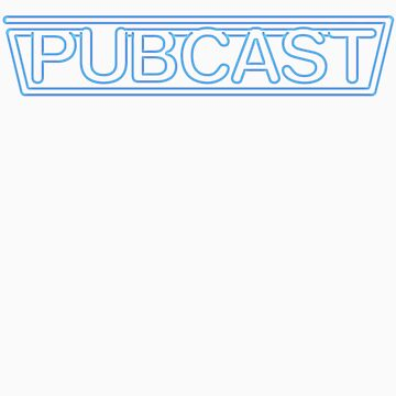 Pubcast Logo by DouglasFir