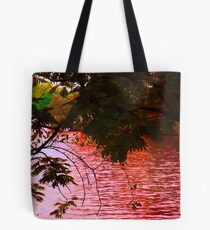 Nature Framed and in Color Tote Bag