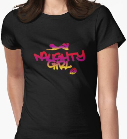 Naughty Girl T-Shirt