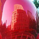 Reb Bubble New York by Leon Heyns