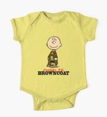 Charlie Browncoat One Piece - Short Sleeve