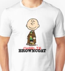 Charlie Browncoat Unisex T-Shirt