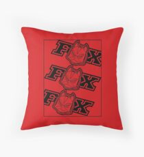 McCloud Racing (b) Throw Pillow