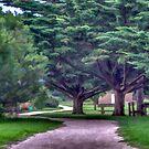 Waning Path by shadesofcolor