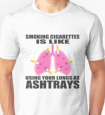 Ashtray lungs T-Shirt