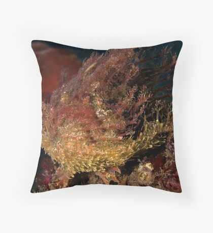 In Tangles Throw Pillow