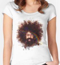 Reggie Watts Women's Fitted Scoop T-Shirt