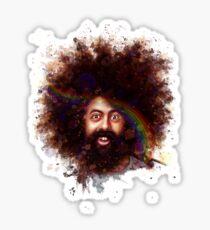 Reggie Watts Sticker