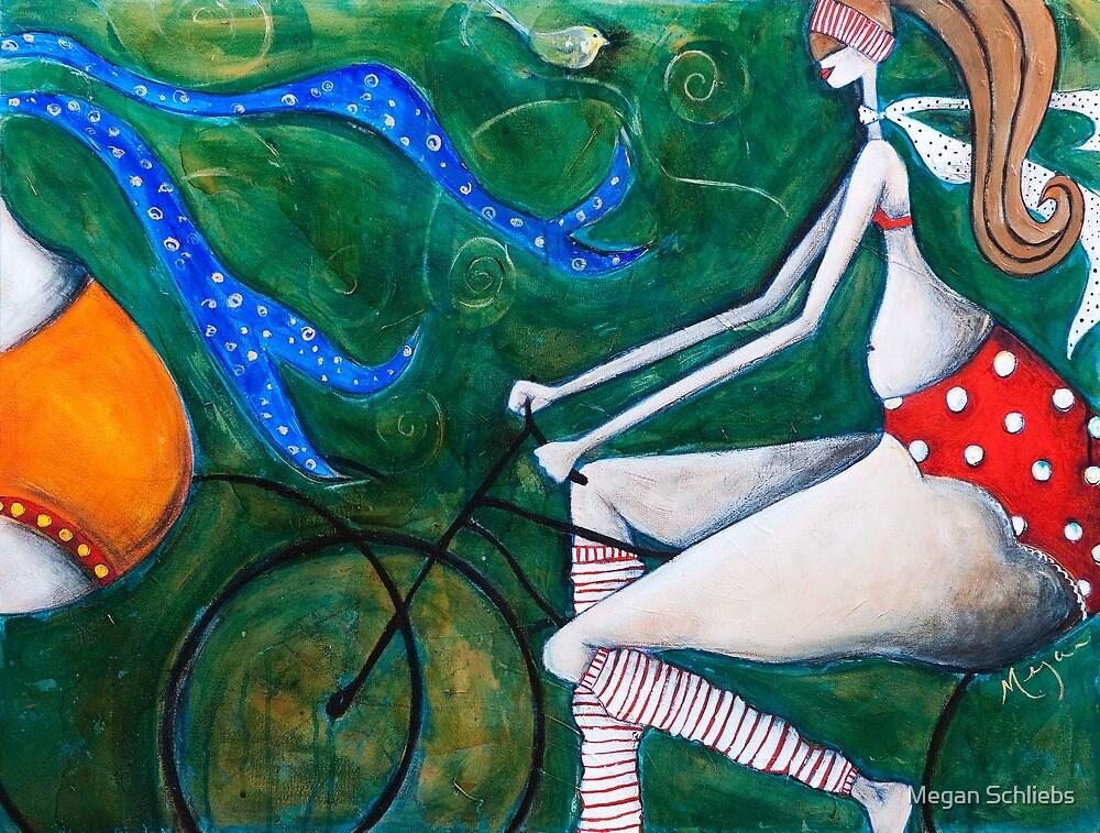 Spinning by Megan Schliebs