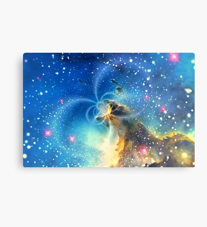 A Hunger For The Stars Canvas Print