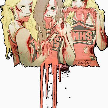 Zombie Unholy Trinity v.2 by girlinthebigbox