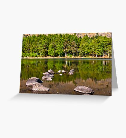 Still Waters - Blea Tarn Greeting Card