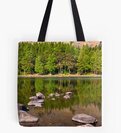 Still Waters - Blea Tarn Tote Bag