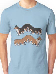Corgipedes T-Shirt