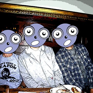 The Moon Spoons Go To Dinner by clownshoes