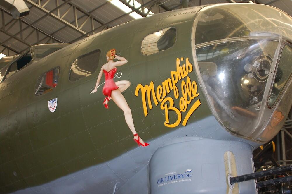 Memphis Belle by jodiemay