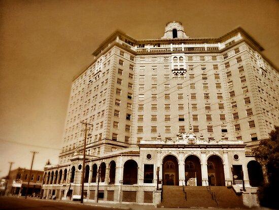 The Baker Hotel by Lynnette Peizer